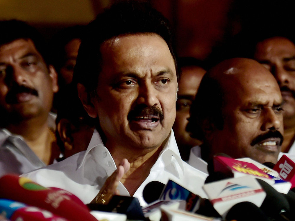 DMK urges Modi to take up river linking projects on priority basis