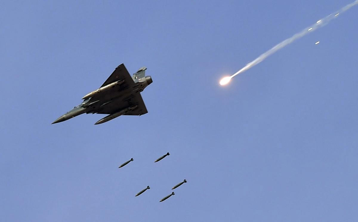 Doubts were cast by certain sections of Pakistan and international media about the damage the Indian Air Force (IAF) actually inflicted during their strikes on the Jaish-e-Mohammad camp in Pakistan-occupied Kashmir (PoK).