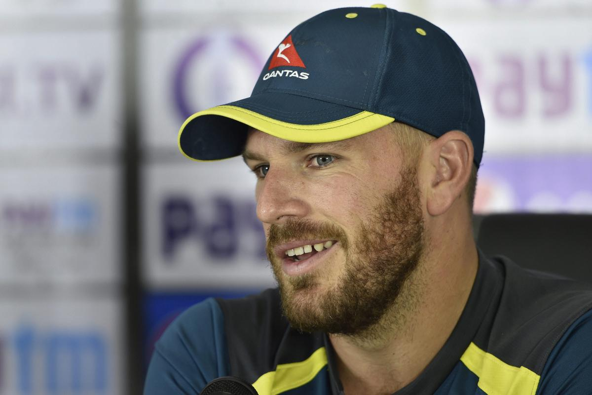 Finch was put on the hot seat after Steve Smith and David Warner were suspended on charges of ball tampering in South Africa. (PTI Photo)