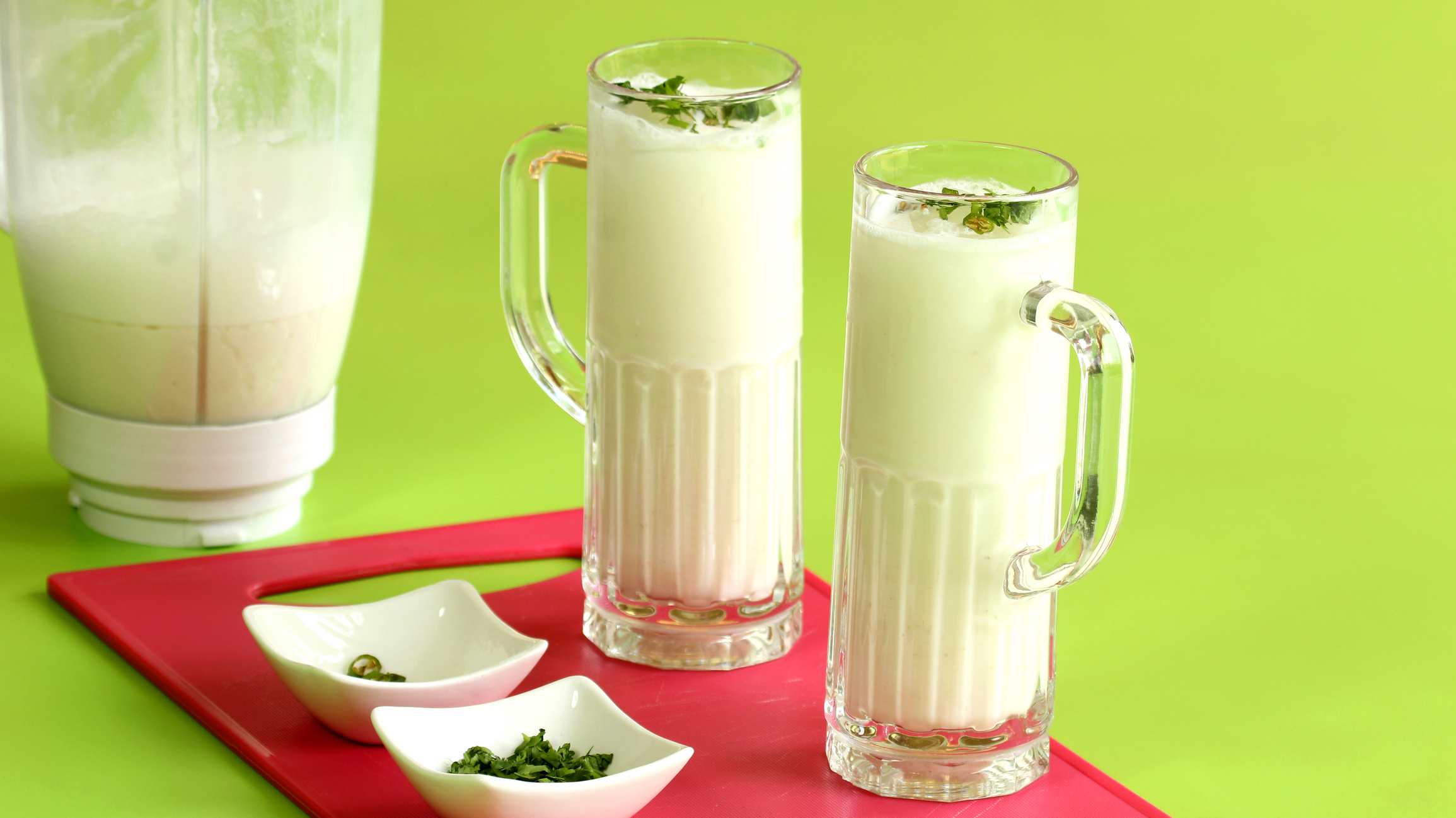 Buttermilk is one of the highly-recommended drinks for summer.