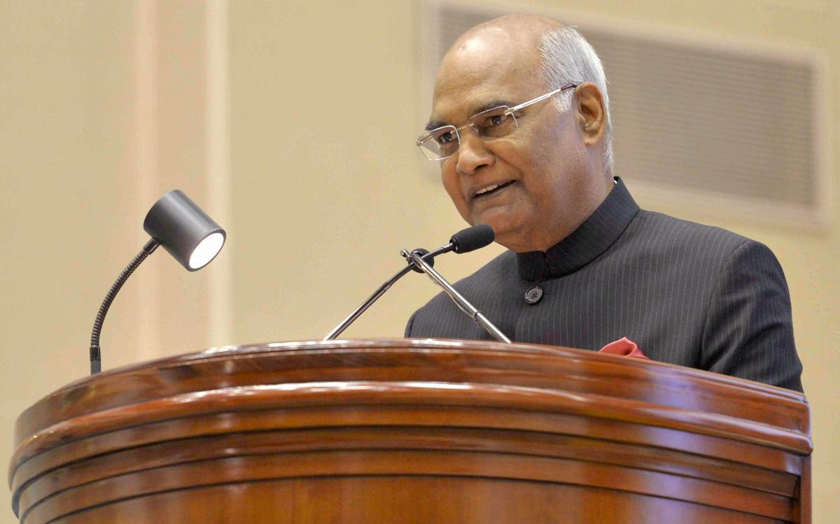 President Ram Nath Kovind. (PTI File Photo)