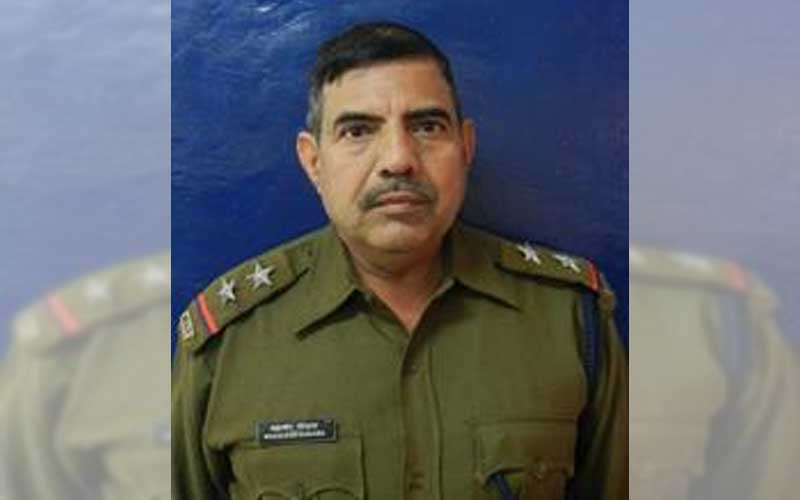 Sub Inspector M P Godana, who was the shift in-charge of the QRT near CGO, along with CISF personnel had rushed to the spot for rescue work.