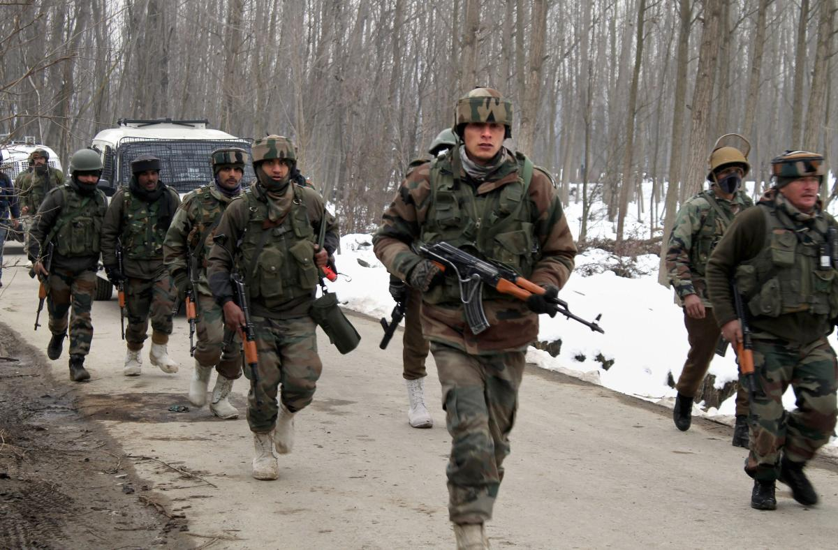 The intense shelling and firing from across the border continued throughout the night in Sunderbani sector of Rajouri district, while it started in Krishna Ghati sector of Poonch in the early hours of Wednesday, they said. (PTI File Photo)