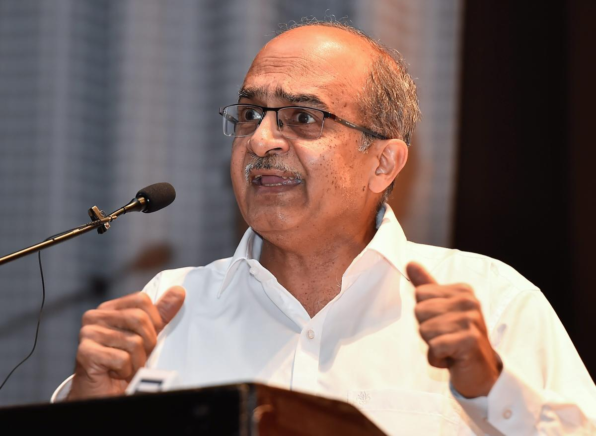 Prashant Bhushan. (PTI File Photo)