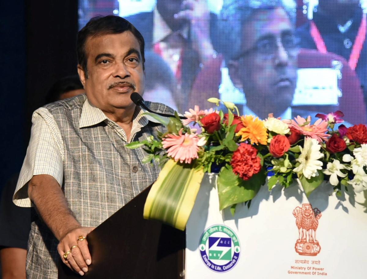 Union Minister for Road Transport and Shipping Nitin Gadkari. (PTI File Photo)