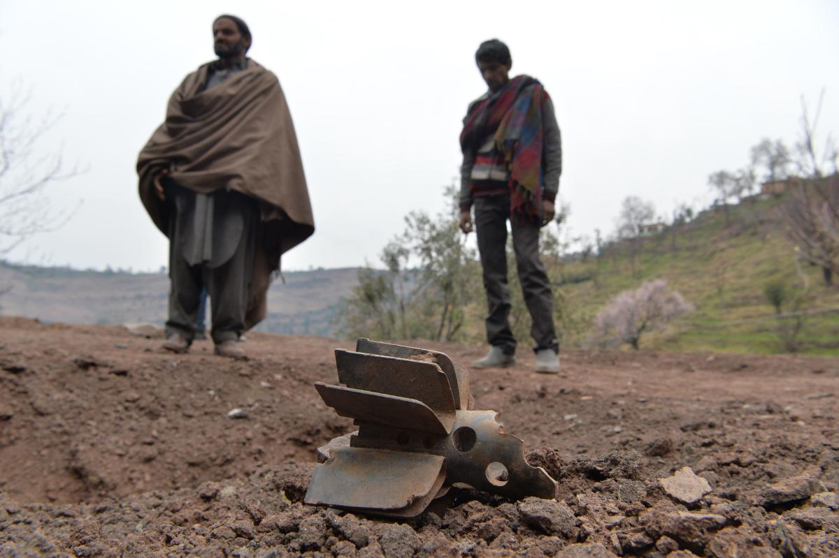 A defence spokesman said there was no report of ceasefire violation by Pakistan anywhere along the LoC in Jammu province, especially in the worst-hit Rajouri and Poonch districts since Wednesday afternoon. (AFP File Photo)