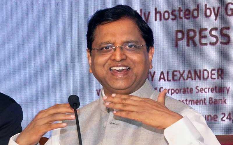 Economic Affairs Secretary Subhash Chandra Garg. PTI file photo