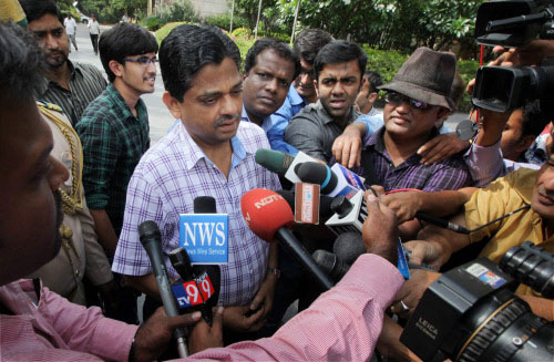 BCCI's two-member panel begins probe