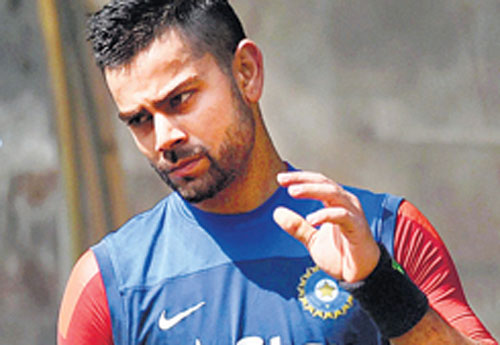 Maintain dignity of Indian team, stung BCCItells Kohli