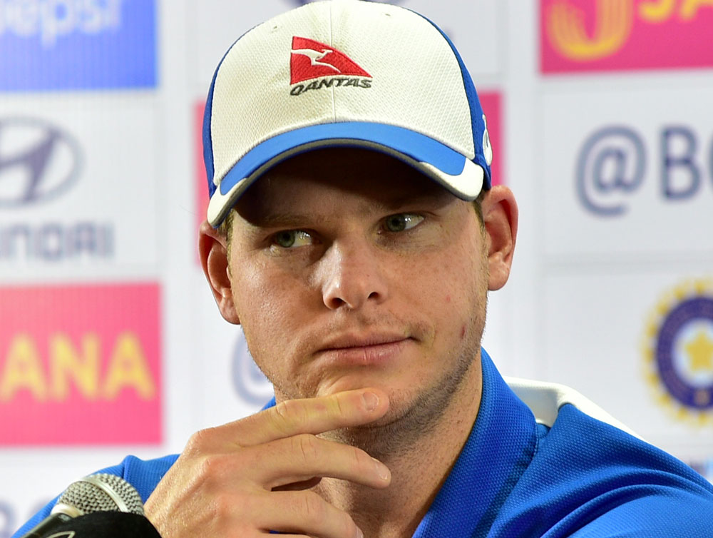 Disappointed BCCI uploaded Jadeja-Wade chat: Smith (Video inside)