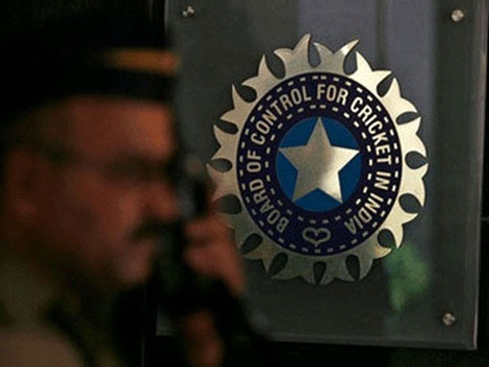 BCCI discusses NADA issue with Ministry