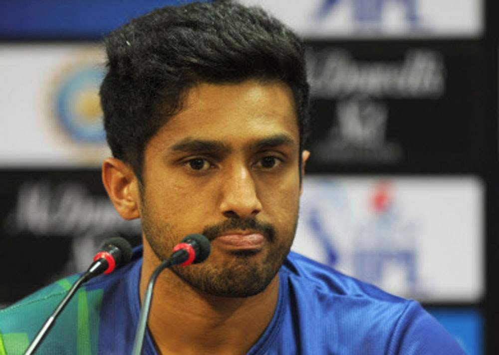 The debate came forth in the wake of Karun Nair being excluded from the playing XI in England without a proper explanation.