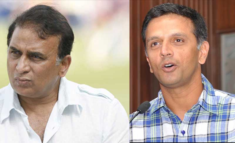 Dravid has been nominated for guiding the U-19 team to the World Cup title while Gavaskar has been nominated for his unquestionable contribution to Indian cricket.