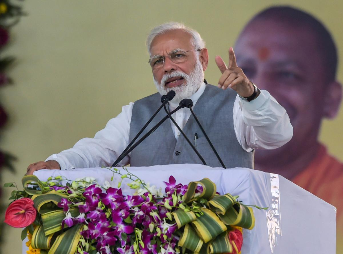 Prime Minister Narendra Modi on Sunday issued a stern warning to terrorist forces targeting India, saying the country cannot keep suffering forever. PTI file photo