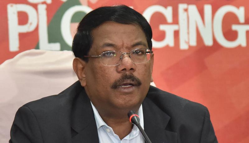 Bruhat Bengaluru Mahanagara Palike (BBMP) Commissioner N Manjunath Prasad