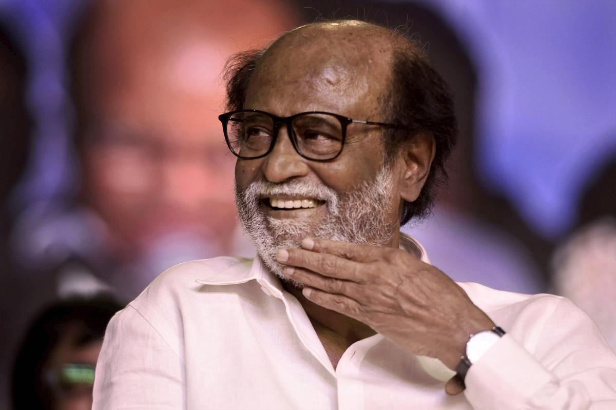 Tamil actor Rajinikanth. PTI File Photo