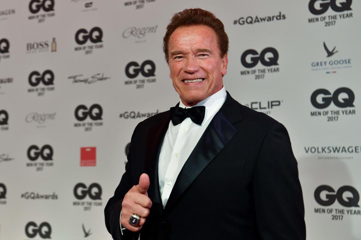 Arnold Schwarzenegger (AFP File Photo)