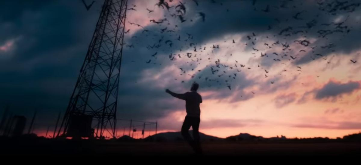 Cellular Operators Association of India says the film 2.0 is spreading misinformation about radiation impact from mobile towers. (Above) A scene from the film.