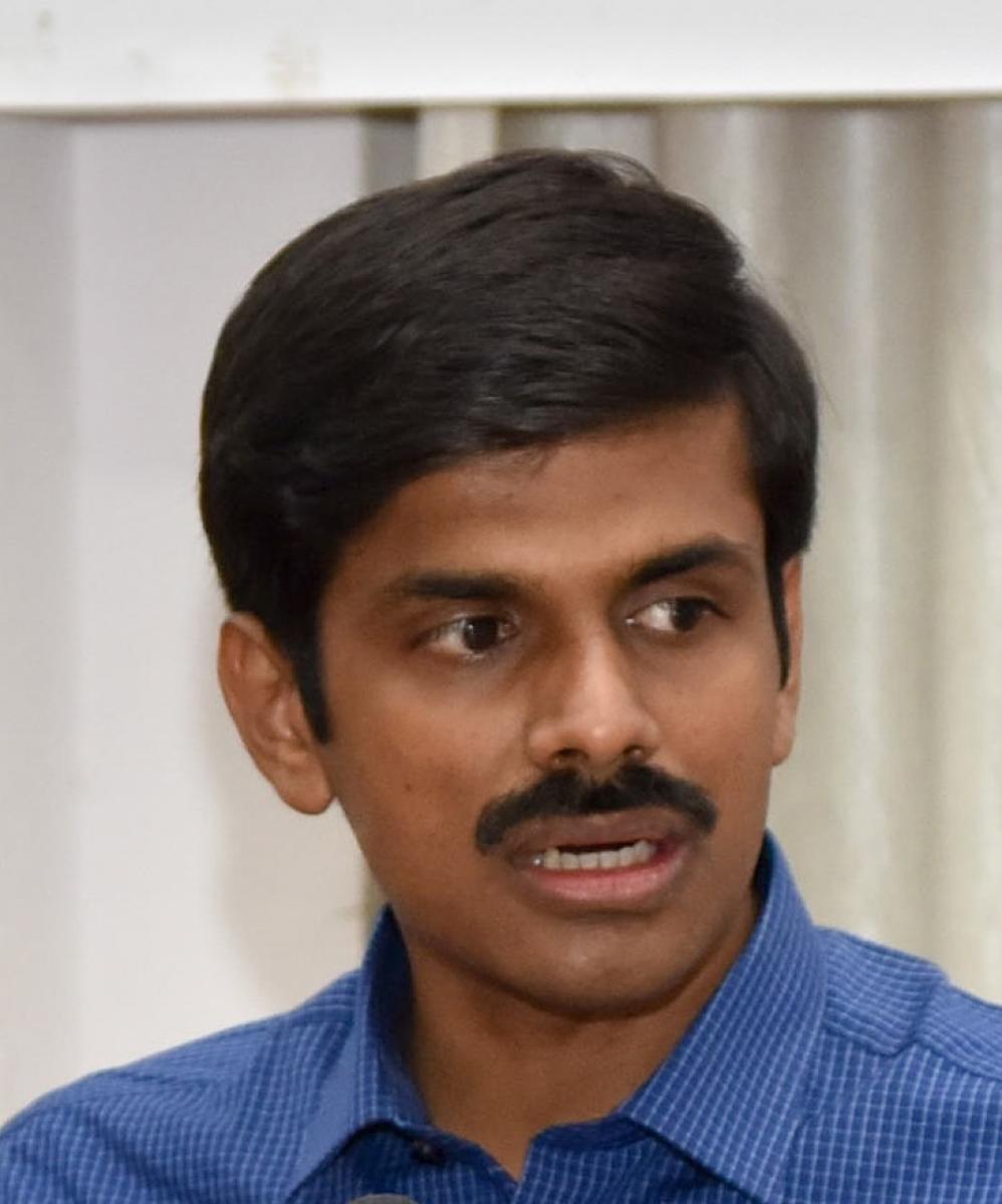 Abhiram G Shankar
