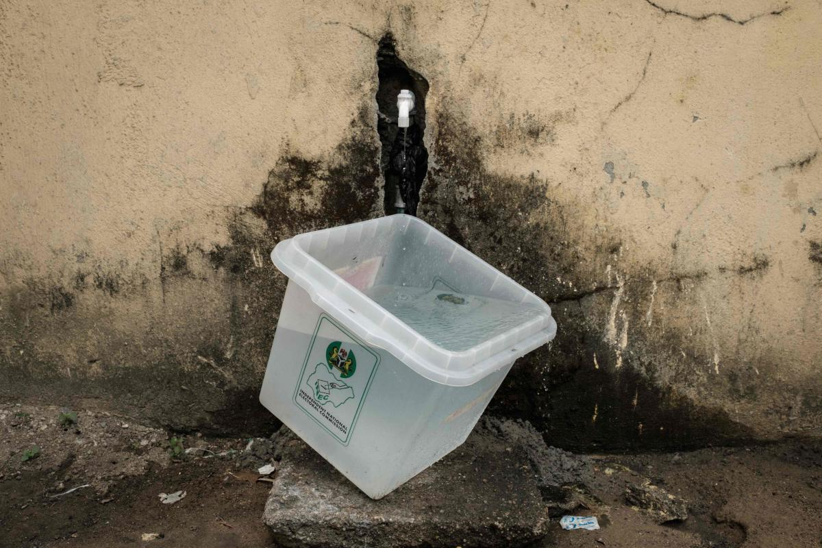 Bathing with just half a bucket of water requires a mindset change. REPRESENTATIVE PHOTO