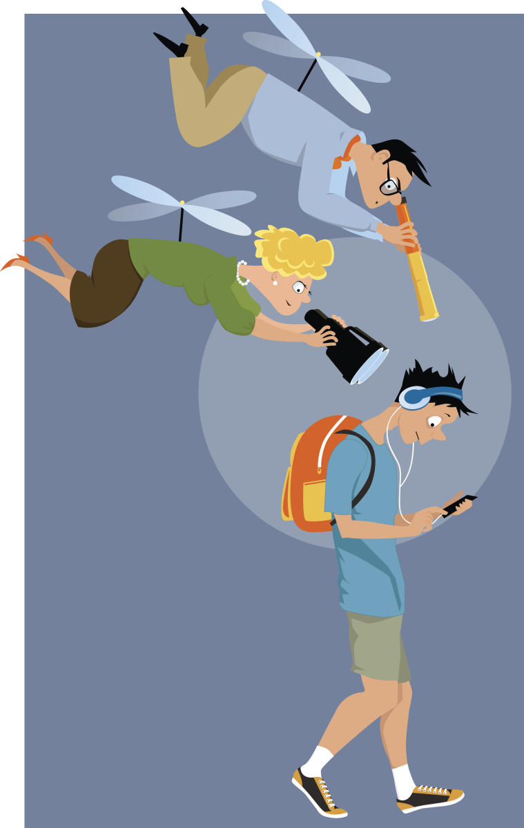 Helicopter parents essay
