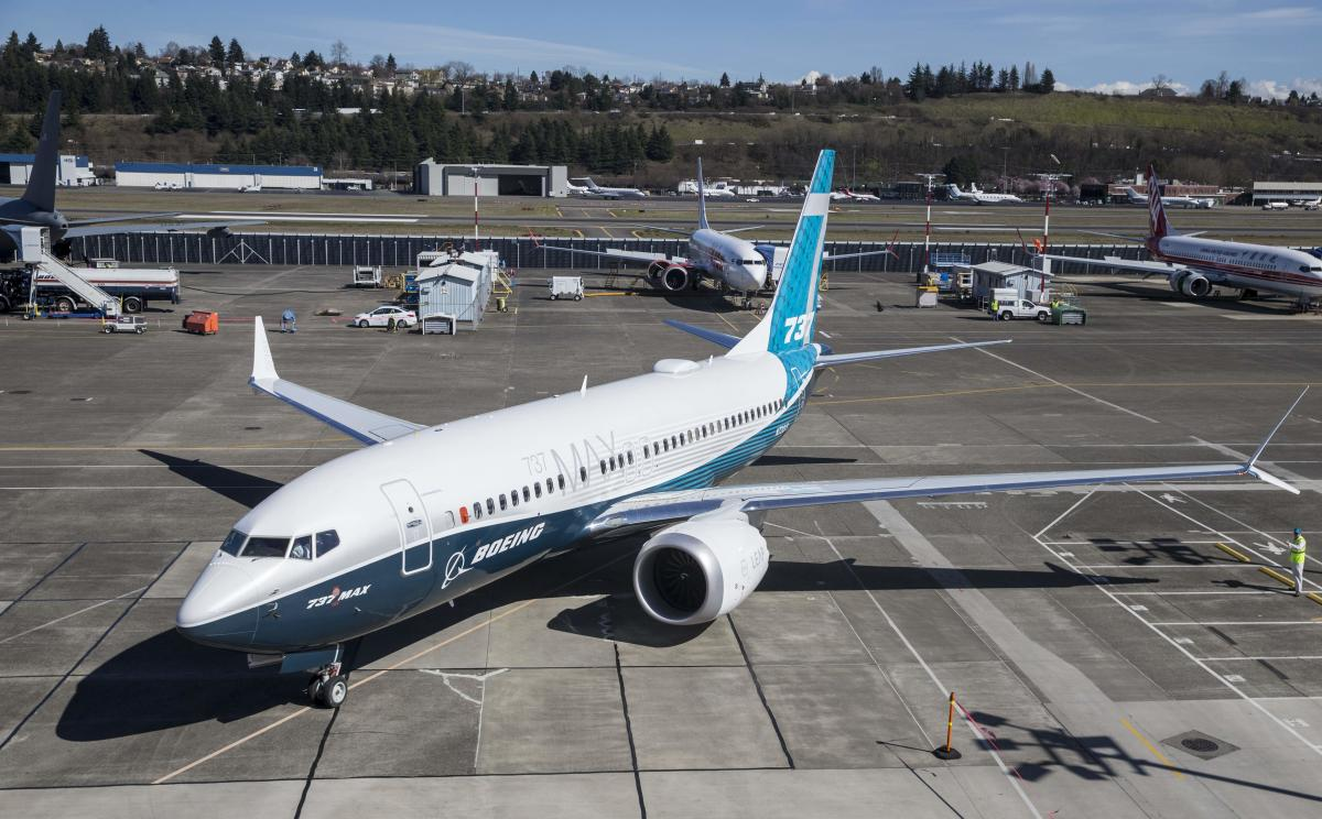 All Boeing 737 Max 8 aircraft would be grounded in India by 4 pm on Wednesday, said a senior official of Indian aviation watchdog DGCA. AFP file photo