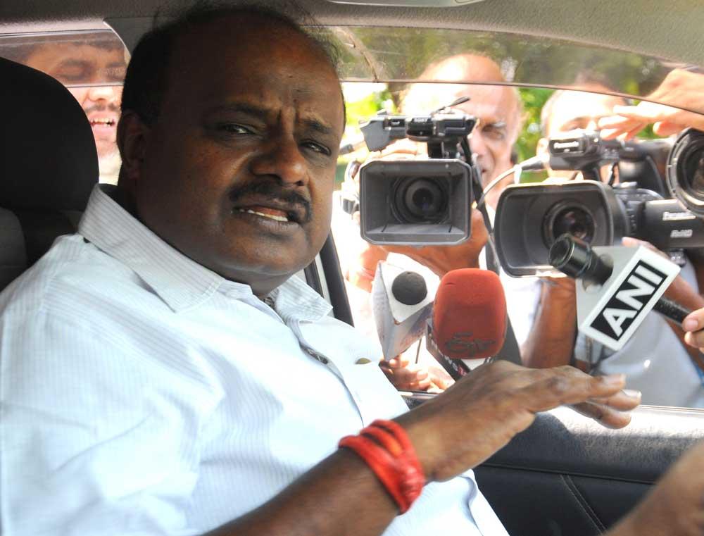 Janthakal case:HCtells SITnot to arrest Kumaraswamy till June 20