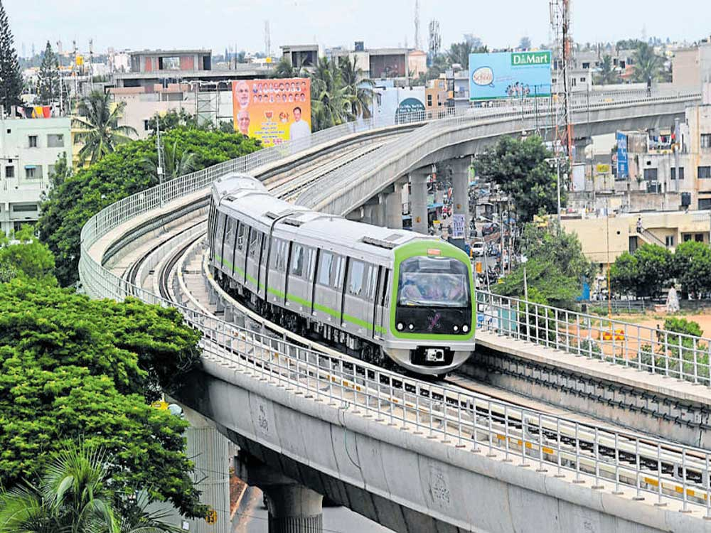 BMRCL inks MoU with Embassy Group to build Metro Station