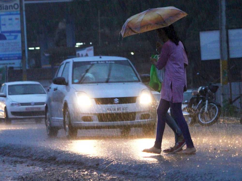 City will receive rain for another couple of days, says IMD