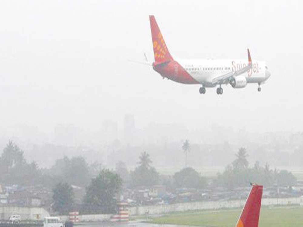 27 flight take-offs delayed at KIA