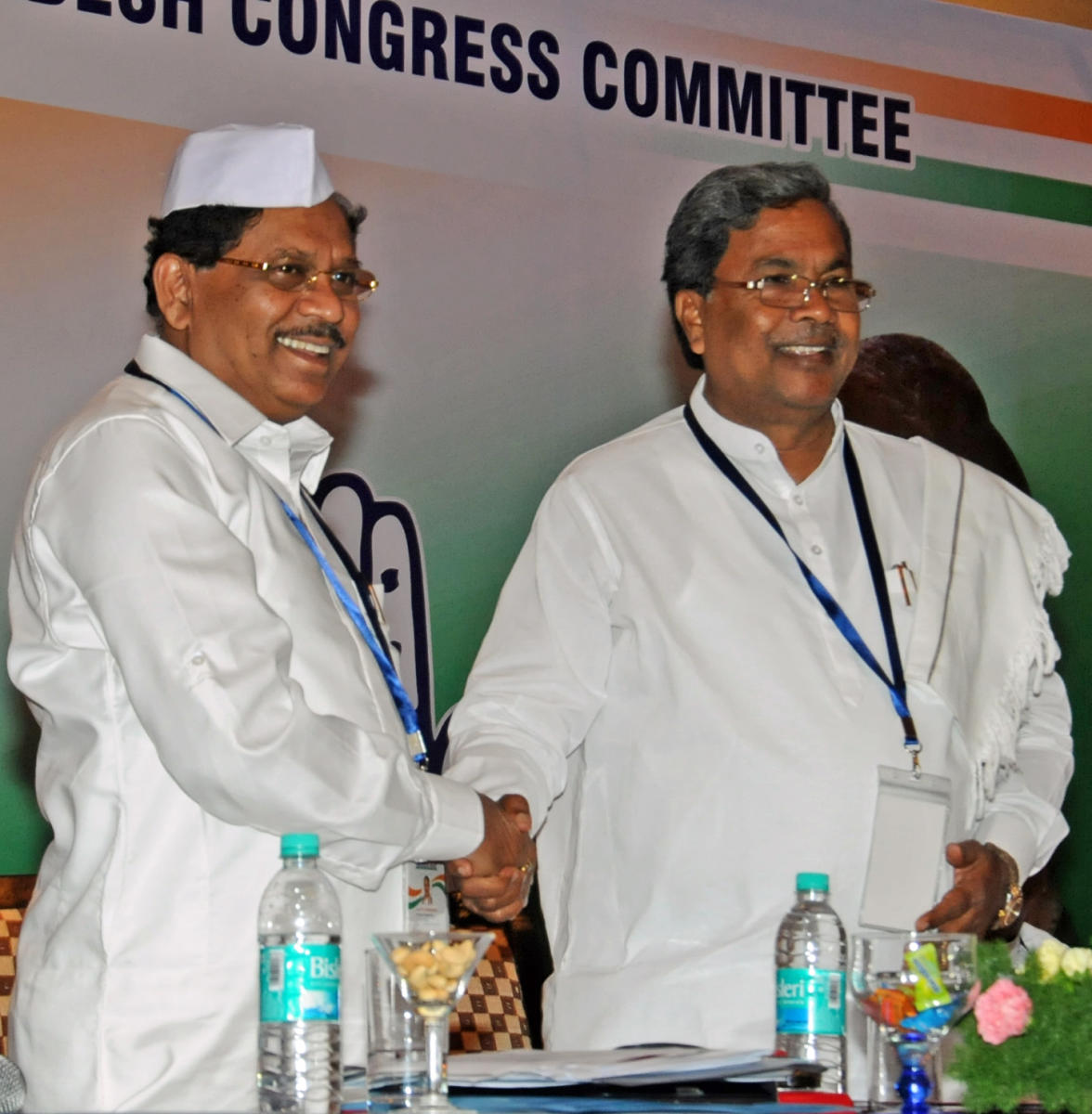 CM, Parameshwara to contest only one seat