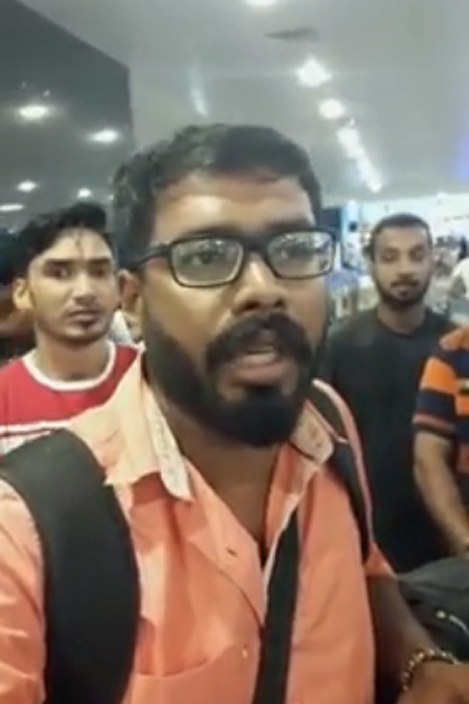 Among the worst affected were over 600 international passengers from Sharjah and Doha, who were initially left clueless about reaching their destinations in Kerala.