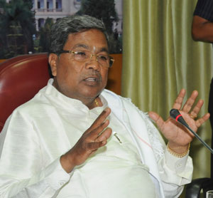 NCTC should not be given unbridled powers: Siddaramaiah