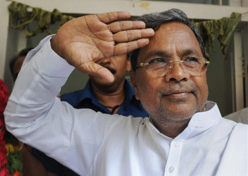 I don't want to contest polls after 70, says Siddaramaiah