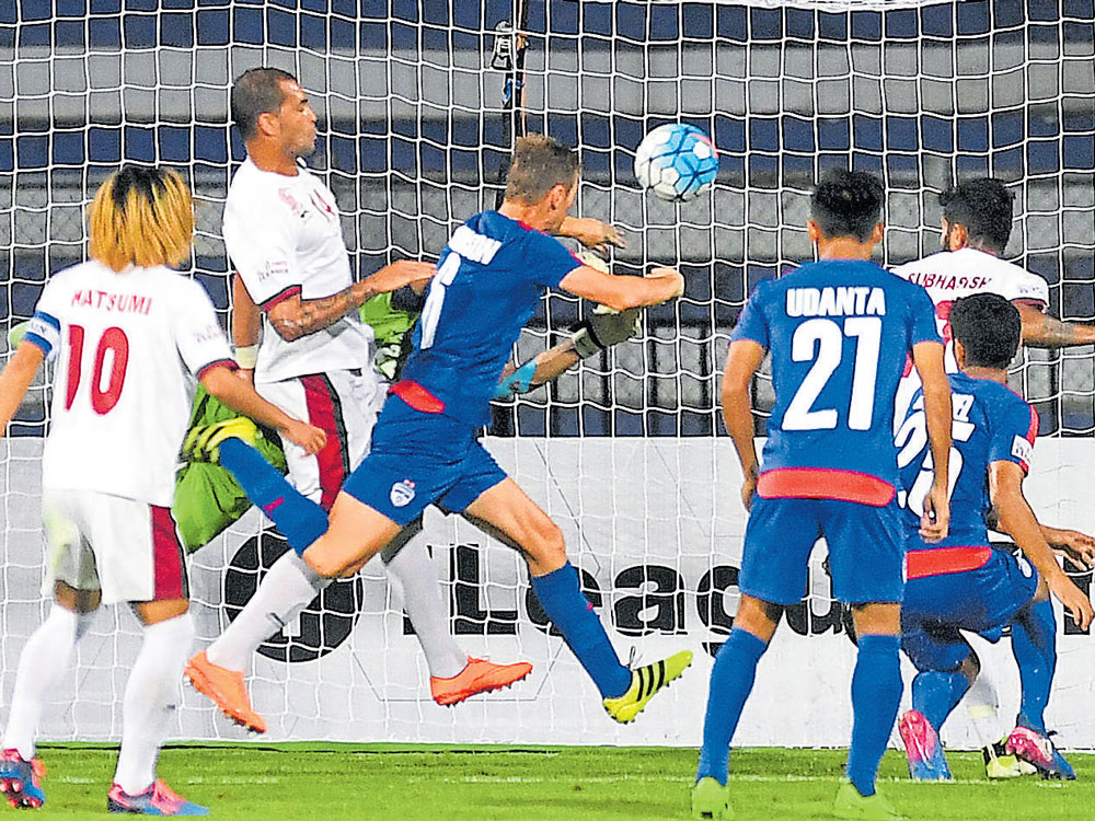 Bagan hold BFC goalless