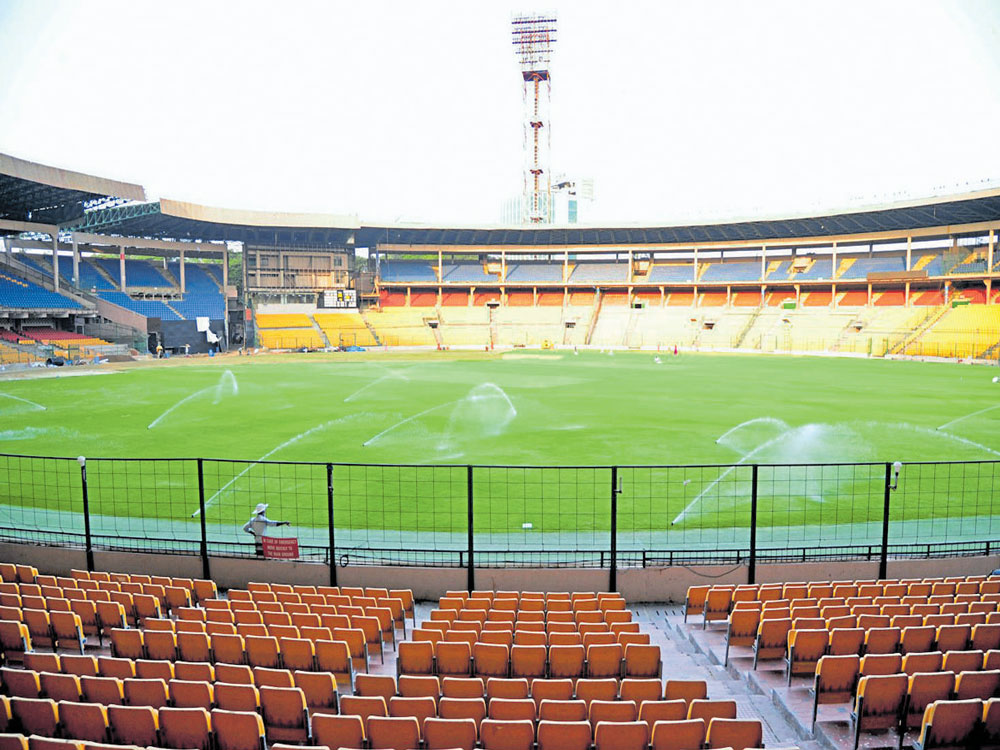 RCB match tickets on sale from today