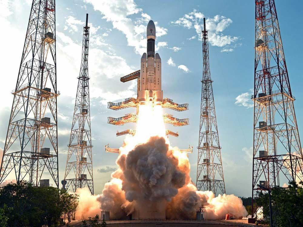 HAL a key partner in GSLV Mk III launch