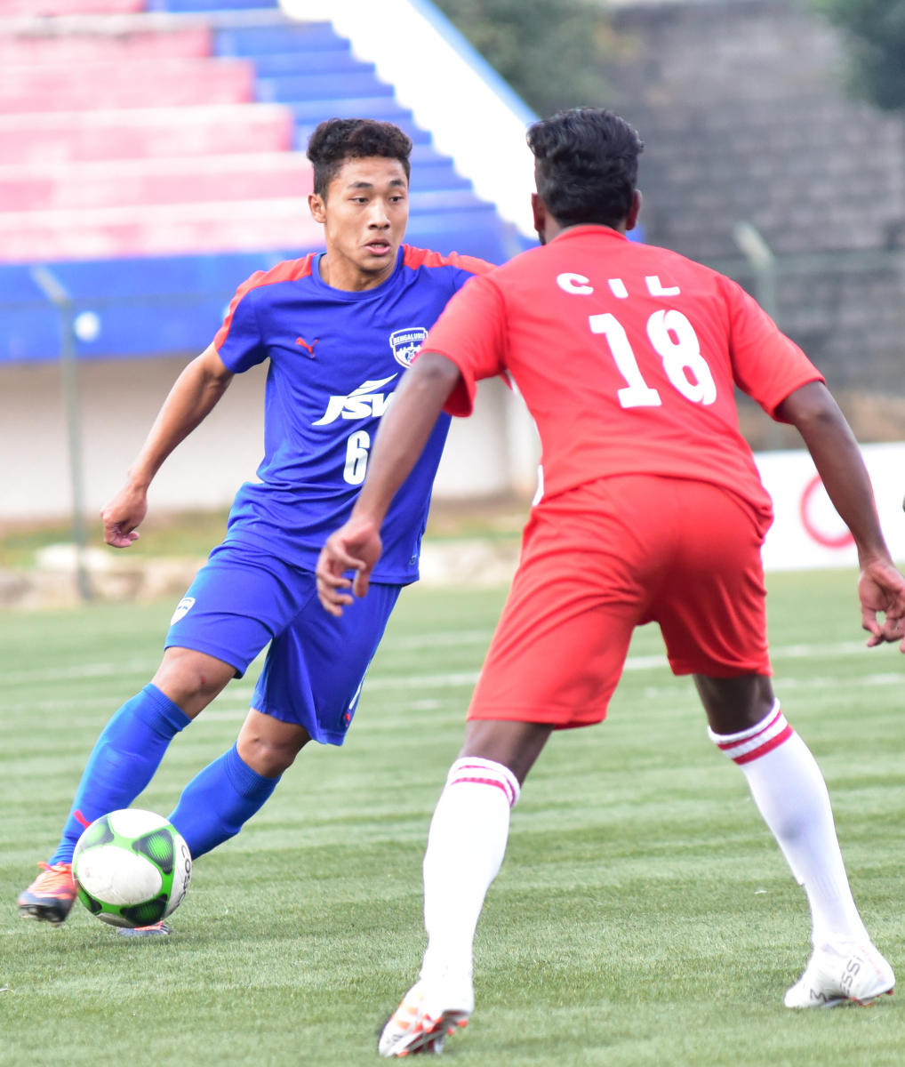 Lalnuntluanga brace powers BFC home