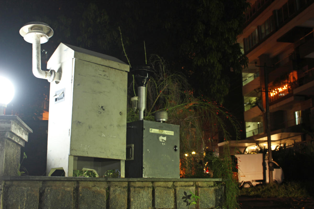 Study shows air, noise pollution in Mangaluru was within limits