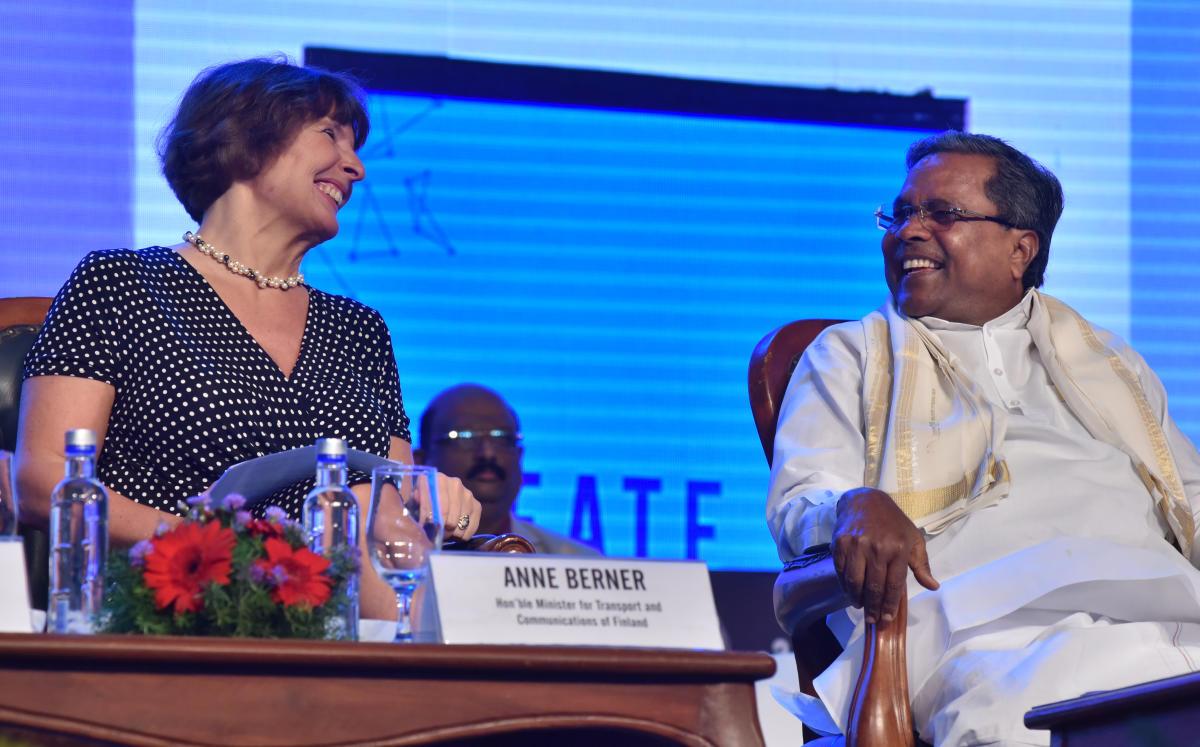 Karnataka is innovation leader, says Siddaramaiah