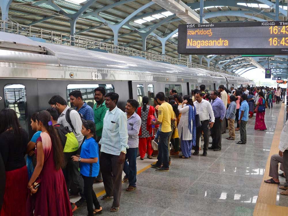 In Namma Metro, pay more for losing token than 'stealing' it