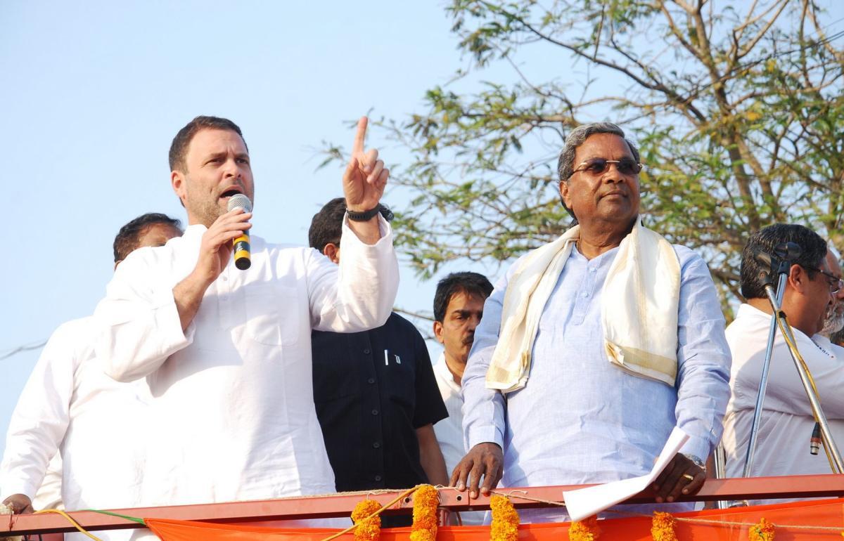 Siddaramaiah 'front-runner' for CM's post: Dinesh Gundu Rao