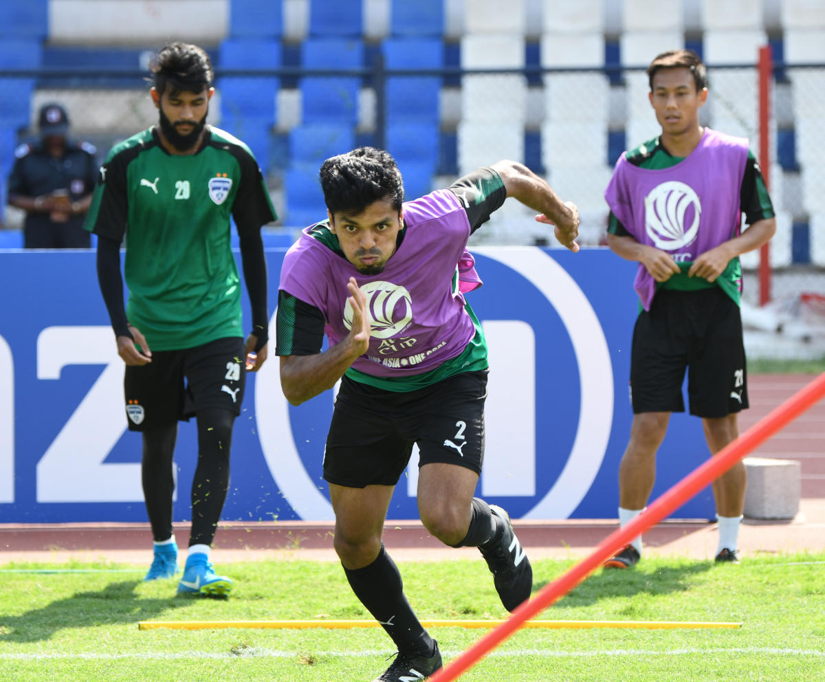 BFC look to tame New Radiant