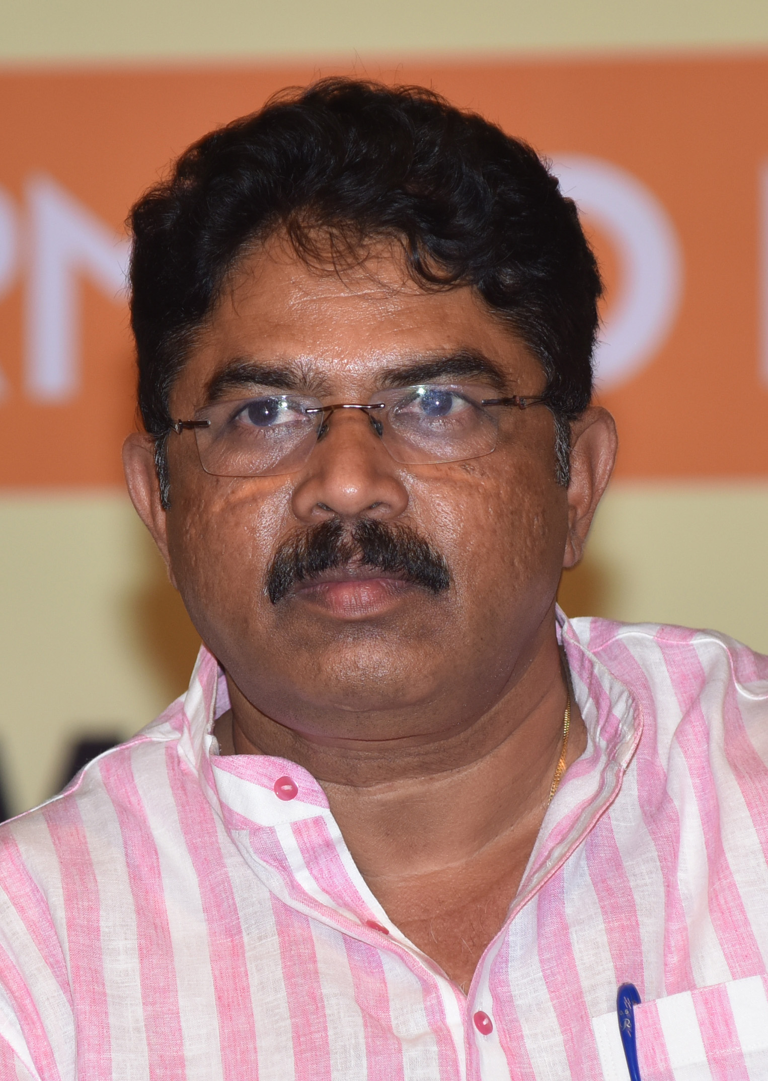 Senior BJP leader and former deputy chief minister R Ashoka. (DH File Photo)