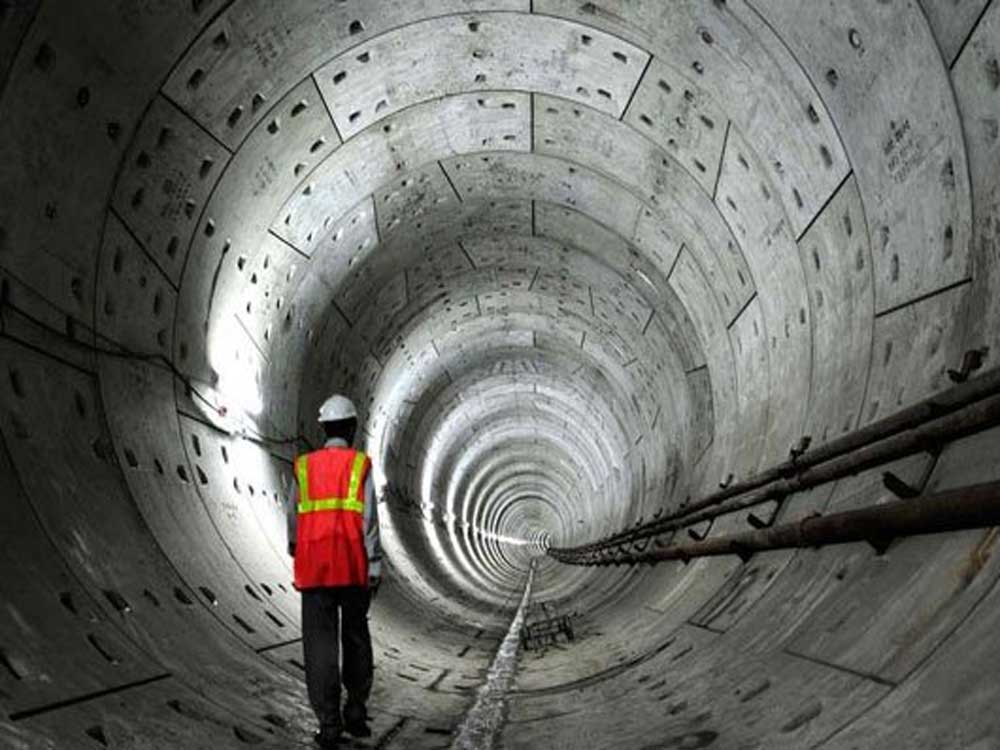 The BMRCL had previously thought of reducing the tunnel to about 6 km after four companies quoted 69% more than the estimated cost, escalating the price of Rs 5,000 crore civil work by nearly Rs 3,500 crore. (File Photo)