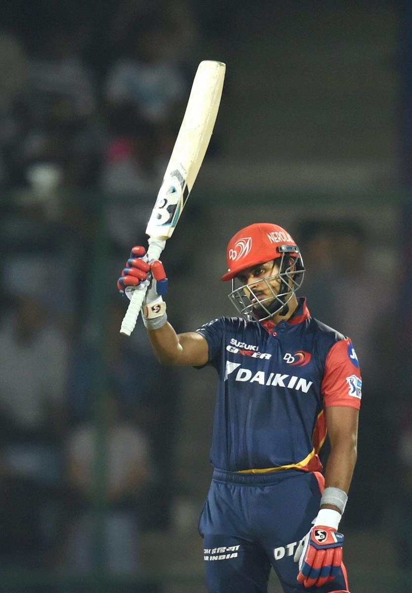 DETERMINED Delhi Capitals' Shreyas Iyer is looking forward to another strong outing this IPL. PTI FILE PHOTO
