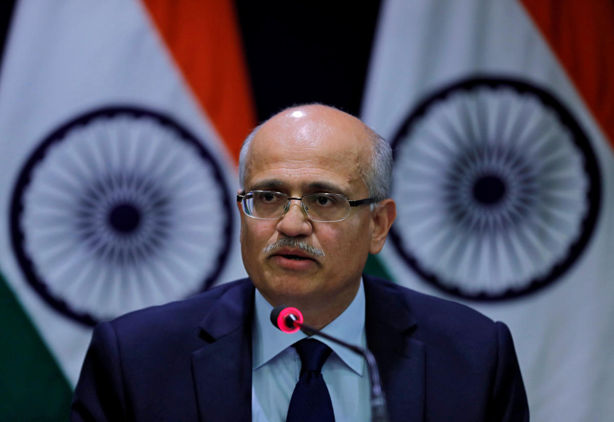Gokhale clarified that India finalised the deal for leasing of a nuclear-powered attack submarine from Russia and it was not an acquisition or a purchase. Reuters file photo.