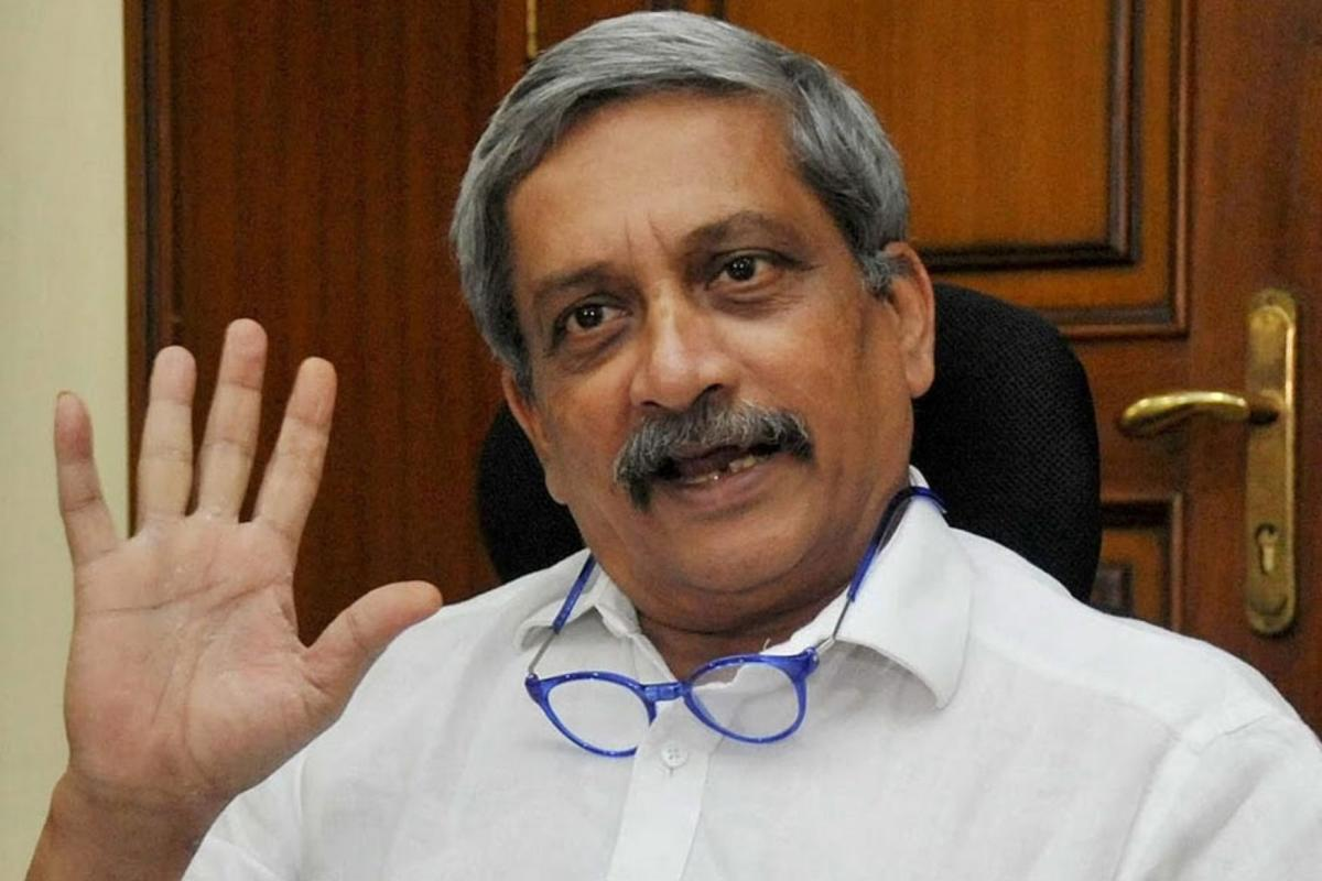 Parrikar, 63, served the state four times as chief minister and had a three-year-long stint as Defence Minister in the Narendra Modi-led cabinet. (File Photo)
