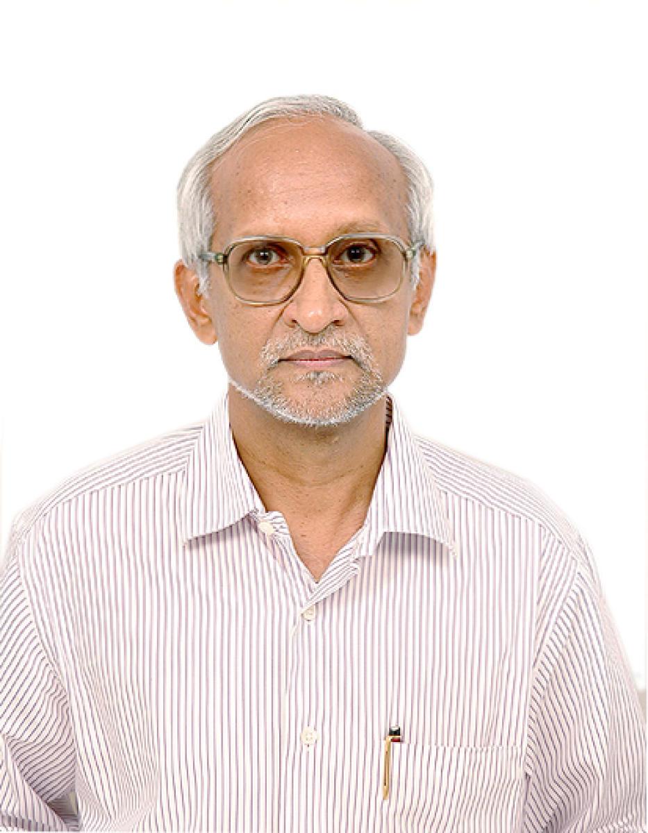 M S Mohan Kumar, Professor, Dept of Civil Engineering, Indian Institute of Science, Bengaluru
