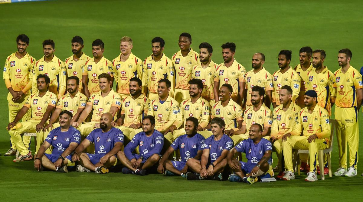 CSK players express disappointment over venue shift